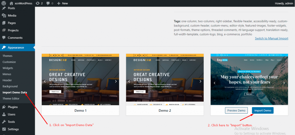 Designexo Pro